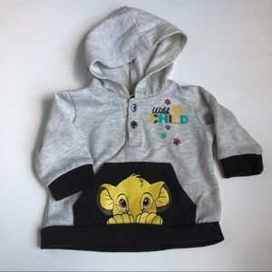 Simba Baby Boy Sweater